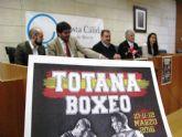 Totana acoge el Torneo Internacional de Boxeo 'Ciudad de Totana'