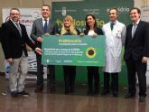 Mazarrón colabora en la campaña solidaria de Ecovidrio para ambientar las estancias del hospital infantil Virgen de la Arrixaca