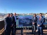 La Comunidad saca a licitación la gestión del puerto deportivo de Los Alcázares para transformar sus instalaciones y servicios