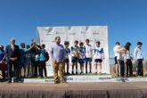 900 niños participan en la final regional de campo a través benjamín y alevín celebrada en San pedro del Pinatar