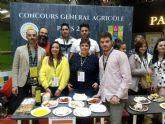 Dos alumnos del Cifea de Jumilla participan en el Concurso de jóvenes profesionales del vino en el Salón Internacional de Agricultura celebrado en París