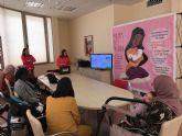 La Concejalía de Servicios Sociales en colaboración con la Asociación Columbares imparten formación a mujeres inmigrantes sobre Salud Materno Infantil
