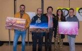 Pedro Sánchez, ganador del primer premio del VIII Concurso de Fotografía 'La floración en Cieza'