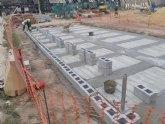 Contin�an las obras de veinte nuevas fosas construidas en el Cementerio Municipal Nuestra Se�ora del Carmen, que finalizar�n en unas semanas