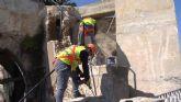 Huermur denuncia en la Guardia Civil las obras de la Junta de Hacendados en la Rueda de Alcantarilla