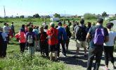 La Concejalía de Turismo de Molina de Segura organiza la visita guiada gratuita RUTA POR LOS SOTOS DEL RÍO SEGURA el sábado 13 de abril