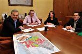 Reunión en la Confederación Hidrográfica del Segura