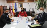 Valle Miguélez se reúne con representantes de Proexport para analizar la situación actual de las empresas exportadoras