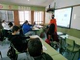 Empleo joven imparte charlas de orientaci�n formativa y laboral en los centros educativos de Alhama