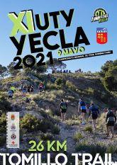 El 9 de mayo, Yecla se convierte en capital regional de Trail Running