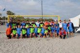 El Bala Azul FP disputará la Copa de España de Fútbol Playa