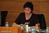 La concejala de Hacienda presenta un Plan de Ajuste para estabilizar la catastrófica situación económica del ayuntamiento