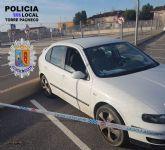Tres detenidos por la policía local tras una persecución al ser sorprendidos robando