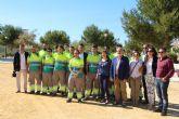 Finaliza el programa mixto de formación y empleo 'Salinas II' en trabajos de jardinería