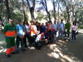 El Ayuntamiento de Molina de Segura contrata a 12 jóvenes para la Brigada Forestal Municipal a través del Programa de Empleo Público