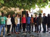 El Alcalde de Torre-Pacheco y la Consejera de Familia e Igualdad visitan CEPAIM y el albergue Los Melendres