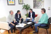 El Ayuntamiento de Alhama y Cruz Roja firman un convenio para la gesti�n de ayudas