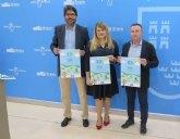 La Región celebra el Día Nacional de las Vías Verdes con una ruta que permitirá disfrutar de la naturaleza e interior de Mazarrón