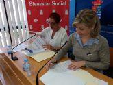 El Ayuntamiento de Molina de Segura firma un convenio de colaboración con AFAD
