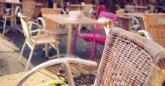 Alhama estudia la posibilidad de ampliaci�n de las terrazas de hosteler�a en la v�a p�blica