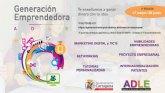 La ADLE ayuda a los emprendedores de Cartagena a poner en marcha sus empresas con Generación Emprendedora Creación