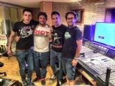 El totanero Fran Valenzuela presenta su nuevo proyecto musical: la banda LA PLAZA