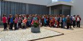 Los talleres municipales de gerontogimnasia concluye su curso con un viaje de convivencia