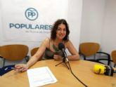 PP: 'La incompetencia del Gobierno de Esther Clavero está poniendo en peligro el programa Dieta Sana'