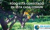 La Diócesis participa en la campana <Si cuidas el planeta, combates la pobreza>