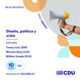 La Cámara de Diseno de Uruguay invita a READ a una conversación internacionalsobre la respuesta del diseno ante la crisis