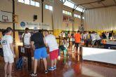 Campeonato Nacional de Futbolín en el Polideportivo Municipal de Archena