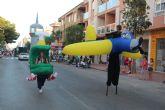El desfile de carrozas pone fin a las fiestas patronales 2018