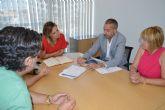 La Comunidad asesorará al Ayuntamiento de Las Torres de Cotillas para optar a convocatorias de ayudas europeas