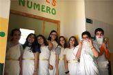 Un grupo de alumnos de 2° de ESO del IES'La Florida', finalistasdel concurso 'Ciencia en Acción'