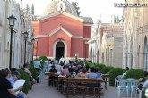 La tradicional misa en honor a la Patrona del Cementerio Municipal Nuestra Señora del Carmen se celebrará el lunes 16 de julio