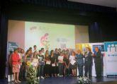 El proyecto 'Creaimpress' del Colegio Reina Sofía obtiene una mención especial en los premios del concurso 'Emprendemos. Fomento del emprendimiento cooperativo en la escuela'