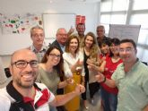 15 personas encuentran trabajo con el programa 100x100 activación en San Pedro del Pinatar