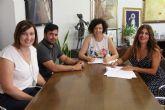 El Ayuntamiento y la agrupación flamenca Riá Pitá renuevan su convenio de colaboración