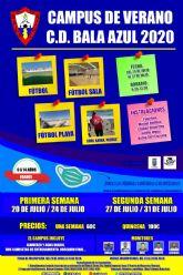 El C.D. Bala Azul organiza un campus de verano con todas las medidas de seguridad garantizadas