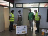 La alcaldesa destaca la gran labor de los participantes en el Programa de Empleo Público Local que 'están desarrollando actuaciones de interés general en el municipio al tiempo que mejoran su empleabilidad'