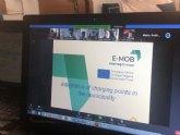 El Ayuntamiento de Cieza organiza la primera reunión 'peer review' del Proyecto Europeo de Movilidad Eléctrica E-Mob