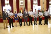 Murcia homenajea a sus primeras agentes de Policía Local