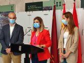 Los bomberos de Murcia contarán con 290 nuevos equipos de protección