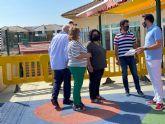 Acondicionamiento de las Áreas de Juegos Infantiles en los CAIs de Roldán y Dolores de Pacheco
