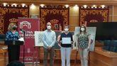 La totanera Mar�a Jos� Valenzuela gana el tercer premio del XXV Certamen literario de Relato y Poes�a de Molina de Segura, con el poema El concilio de los p�jaros