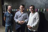 Nicolás de Maya inaugura el nuevo espacio artístico del auditorio de San Javier con una muestra del  proceso creativo del cartel de la 47 edición del Festival de Teatro, Música y Danza