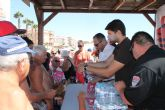 Ningún fallecido en las playas de Los Alcázares durante el mes de julio