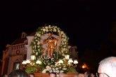 Anoche Ceutí vivió una de sus noches más esperadas, la Bajá de San Roque