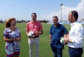 La Región de Murcia impulsa el turismo deportivo y avanza como destino para las concentraciones de equipos europeos