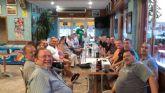 Encuentro de VOX con afiliados y simpatizantes en el Puerto de Mazarrón